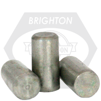 """1/8""""x1 3/4"""" DOWEL PINS STAIN A2 18-8"""