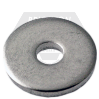 """#10x23/64""""x0.061 FLAT WASHERS STAIN A2 18-8 NAS620"""