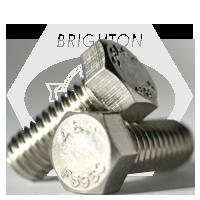 "3/4""-10x10 1/2"",(PT) UNC HEX CAP SCREWS COARSE STAIN A2 18-8"