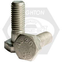 """1 1/4""""-7x10"""",(PT) A325 TYPE 1 HEAVY HEX STRUCTURAL BOLT HDG"""