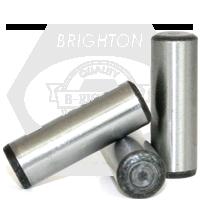 M10x60 MM DOWEL PINS ALLOY DIN 6325, OVERSIZE