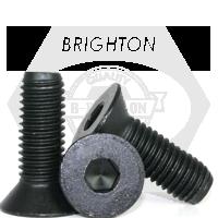 "#0-80x5/8"",(FT) FLAT SOCKET CAPS FINE ALLOY THERMAL BLACK OXIDE"