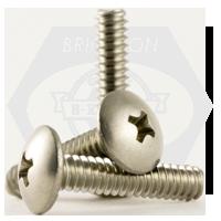 "#10-24x1 1/2"",(FT) MACHINE SCREWS PHILIPS TRUSS HEAD COARSE STAIN A2 18-8"