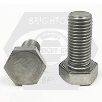 M12-1.75x20 MM,(FT),DIN 933 HEX CAP SCREWS COARSE STAIN A4 316