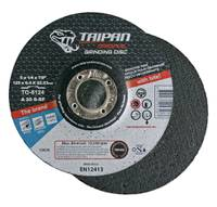 """4-1/2"""" x 1/4"""" x 7/8"""" Type 27 Grinding Wheel A30M-BF Grinding Disc Type 27"""