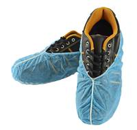 Universal, Blue, Shoe Cover HEAD AND SHOE COVERS