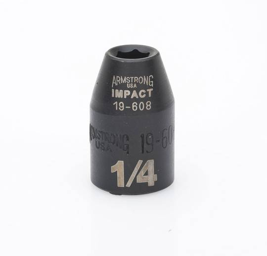 "5/16"" IMPACT 6 Point SAE USA IMPACT 3/8"" DRIVE SAE SOCKET"