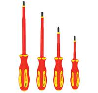 4 Piece PROFERRED INSULATED SCREWDRIVER SETS