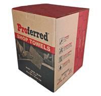 ( 200 sheets per box ) USA PROFERRED SHOP TOWELS